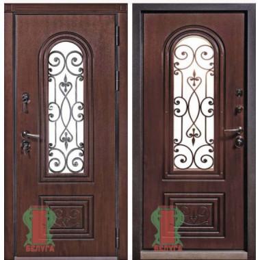Входная дверь Белуга Севилья