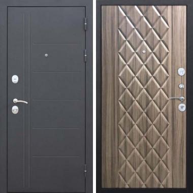 Входная дверь Цитадель 10 см Троя Муар