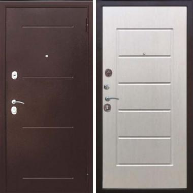 Входная дверь Цитадель 7,5 см Гарда Антик Медный