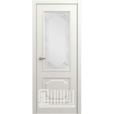 Межкомнатная дверь М3 ПО c гравировкой Лорд