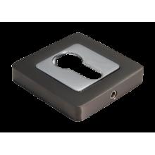 Morelli Накладка под ключ MH-KH-S55 GR/PC (Квадратная)