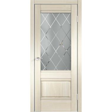 Межкомнатная дверь Alto 2V ясень Японский Velldoris