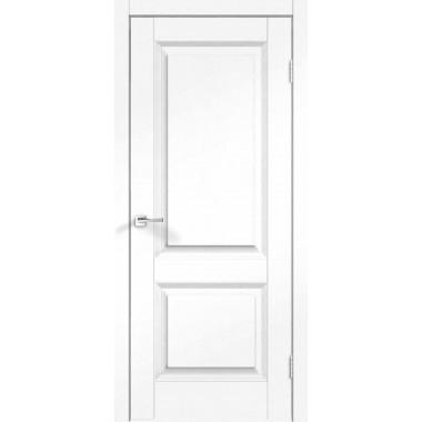 Межкомнатная дверь Alto 6 ПГ Ясень Белый Velldoris