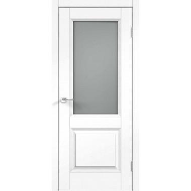 Межкомнатная дверь Alto 6 ПО Ясень Белый Velldoris