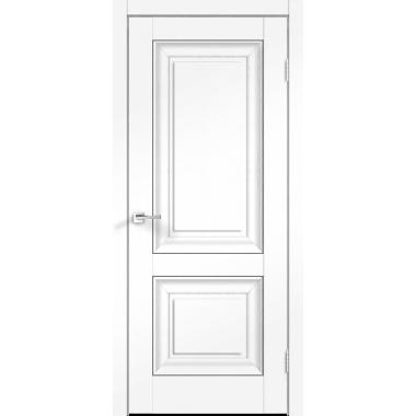 Межкомнатная дверь Alto 7 ПГ Ясень Белый Velldoris