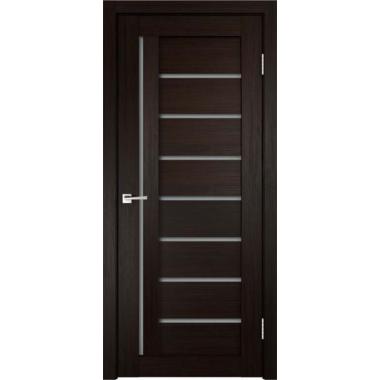 Межкомнатная дверь Tempo 13 Велюр Венге Interi